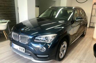BMW X1 18D X DRIVE 22950€