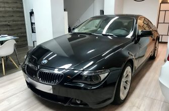 BMW 650 CI VENDIDO