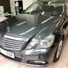 MERCEDES E 220 cdi be elegance   VENDIDO