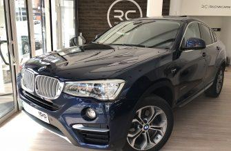 BMW X4 2.0D AUT    48950€