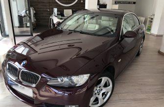 BMW 320 ICABRIO  15950€