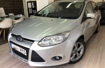 FORD FOCUS ECO BOOST   9650€