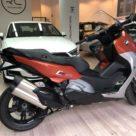 BMW C650 SPORT 8500€