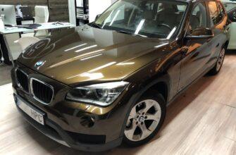BMW X1 18D XDRIVE  vendido